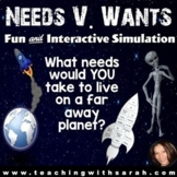 Needs V. Wants: A Rocket Ship Simulation