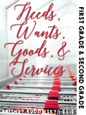 Needs, Wants, Goods, and Services Unit