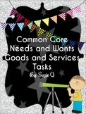 Needs and Wants/ Goods and Services