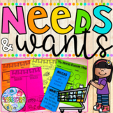 Needs and Wants | Distance Learning