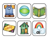 Wants and Needs and Wants Pocket Chart Sort with Funpage in English or Spanish