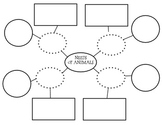 Needs of Animals Graphic Organizer - First Grade