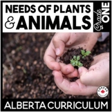 Needs of Animals and Plants | Alberta Curriculum