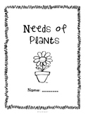 Needs of PLANTS Mini Unit