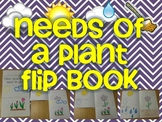 Needs of a Plant Flip Book