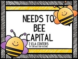 Common and Proper Noun Scoot: Needs to Bee Capital