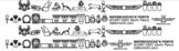 Neferchichi's Egyptian Fonts: Dingbats