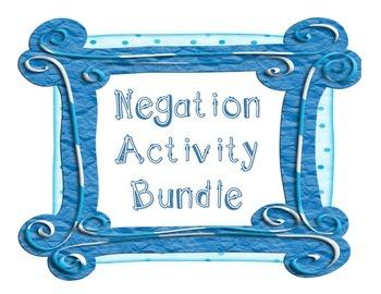 Negation Activity Bundle