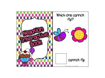 Negation Interactive Book