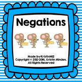 Negations