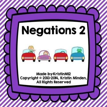 Negations 2