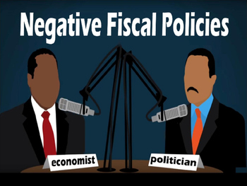 Negative-Fiscal Policy Discussion