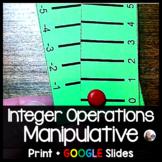 Integer Operations Manipulative