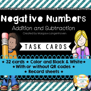 Negative Numbers (Addition and Subtraction)