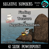 Negative Numbers PowerPoint Lesson