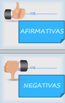 Negative & Positive words