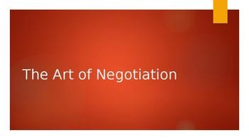 Negotiation Slideshow