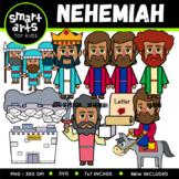 Nehemiah Clip Art