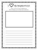 Neighborhood - Community Writing