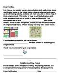 Neighborhood Map Project
