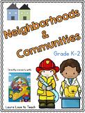 Neighborhoods and Communities K-2
