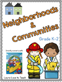 Neighborhoods and Communities K-2
