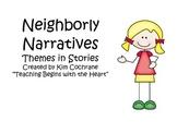 Neighborly Narratives