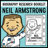 Neil Armstrong Biography Research Booklet