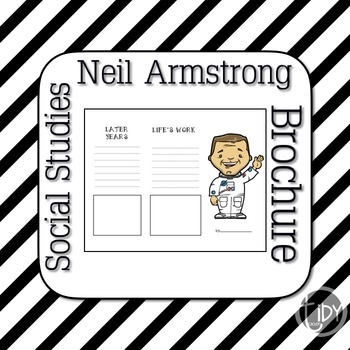 Neil Armstrong Brochure