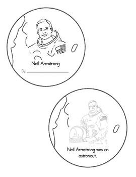 Neil Armstrong Mini-Book