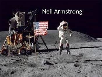 Neil Armstrong - Power Point - full life history - picture