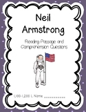 Neil Armstrong - Reading Comprehension Biography and Questions