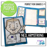 Neil Armstrong Research Lapbook