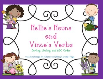 Nellie's Nouns and Vince's Verbs