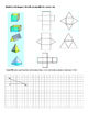 Nelson 6: Geometry Unit Test - Angles, Symmetry, Geometry Nets, Transformations