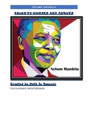 Nelson Mandela Color-By-Number and Answer
