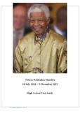 Nelson Mandela High School Unit Study