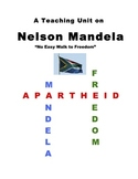 """Nelson Mandela"" Teaching Unit: Activities, Q & A, Vocabul"