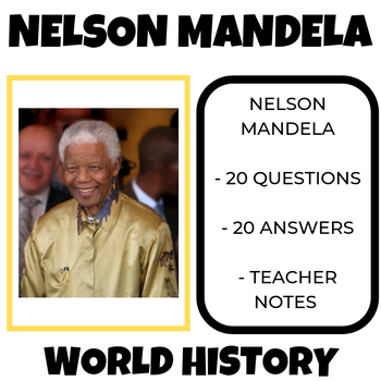 Nelson Mandela Video Guide
