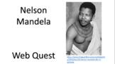 Nelson Mandela Webquest