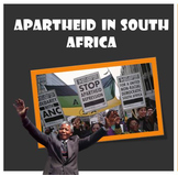 Nelson Mandela and Apartheid 90+ Minute Lesson Plan