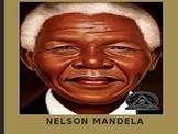Nelson Mandela by Kadir Nelson LIT CAMP