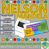 Nelson Mandela - research into his life and legacy