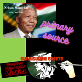 Nelson Mandela's Glory and Hope Speech (excerpts) Read and analyze the text