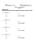 Nelson Math Gr. 7 Chap. 9 Quiz