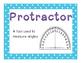Nelson Mathematics - Geometry Math Wall - Grade 4, 5, 6, 7, 8