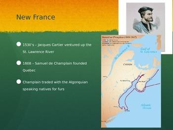 Neo European Colonies AP US History