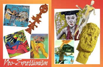 Neo-Expressionism Art History FREE POSTER