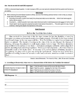 neolithic revolution dbq and essay by iroom teachers pay teachers neolithic revolution dbq and essay