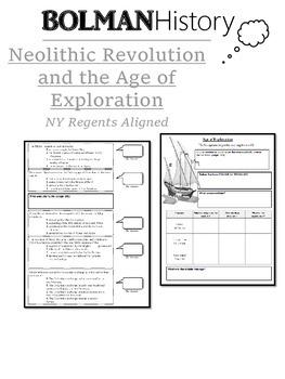Neolithic Revolution + Exploration